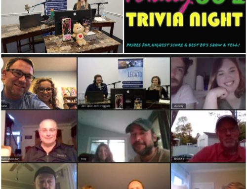 Totally 80's Trivia Night!